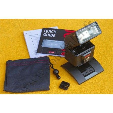 Flash externe Metz M400 - Sony MIS Multi-Interface Shoe - Compact mecablitz - Metz M400 - Accessoires Photo-Vidéo Sony Camésc...