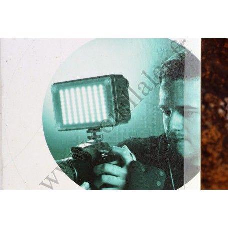 Adaptateur Revo SA-CS-14M Griffe Porte-accessoire pour Action Cam, Moniteur écran LCD - Remplace Sony VCT-CSM1 - Revo SA-CS-1...
