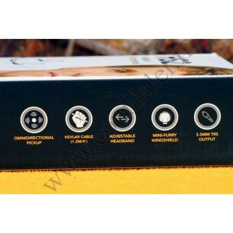 Casque microphone Rode HS2-PL - Røde Micro-Casque serre-tête Rose Chair - Rode HS2-PL - Accessoires Photo-Vidéo Sony Caméscop...