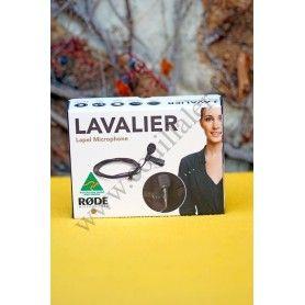 Rode Lavalier - Rode Lavalier - Accessoires Photo-Vidéo Sony Caméscope Appareils-photo