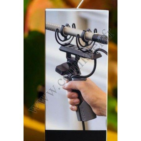 Support Microphone Rode PG2-R pour Røde M5, NT5, NT55, NTG1, NTG2, NTG3, NTG4, NTG4+ - Rode PG2-R - Accessoires Photo-Vidéo S...