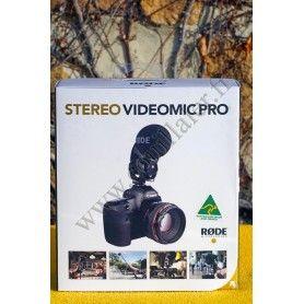 Rode Stereo VideoMic Pro - Rode Stereo VideoMic Pro - Accessoires Photo-Vidéo Sony Caméscope Appareils-photo