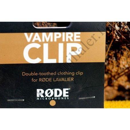 Rode Vampire Clip