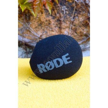 Foam windshield Rode WSSVMP - microphone Røde Stereo VideoMic Pro Rode WSSVMP Foam windshield Rode WSSVMP - microphone Røde S...