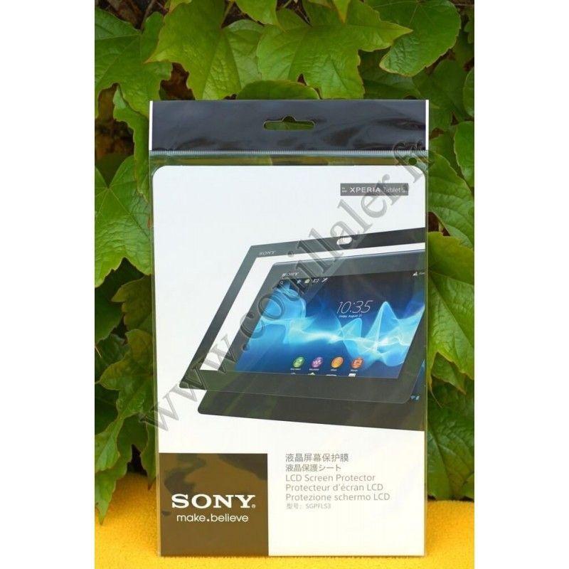 Protection écran LCD Sony SGP-FLS3 pour Xperia Tablet S - Sony SGP-FLS3 - Accessoires Photo-Vidéo Sony Caméscope Appareils-photo