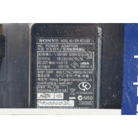 Sony AC-LS5 - retour client