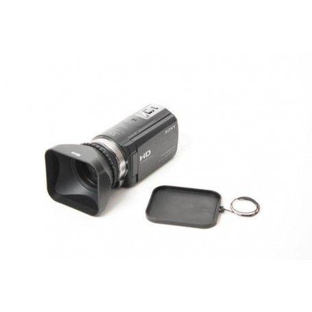 Pare-soleil Dot Line DL-2452 - Caméscope DV 52mm - Dot Line DL-2452 - Accessoires Photo-Vidéo Sony Caméscope Appareils-photo