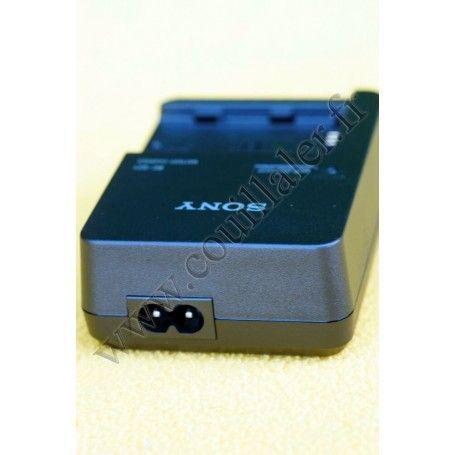 Chargeur de batterie Sony BC-QZ1 - Série Z - NP-FZ100 - Alpha 9 - Sony BC-QZ1 - Accessoires Photo-Vidéo Sony Caméscope Appare...