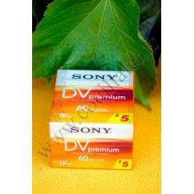 Sony DVM-60PR - Pack 5