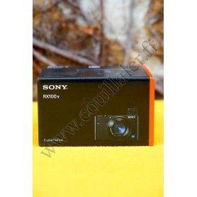 Sony DSC-RX100M5 Accessoires