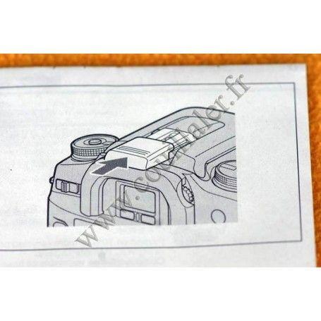 Cache Sony FA-SHC1AM/B - Capuchon de Griffe porte-accessoire MIS Multi-Interface Shoe - Sony FA-SHC1AM/B - Accessoires Photo-...