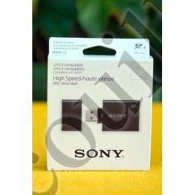 Sony MRW-S1 Accessoires