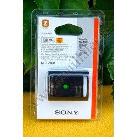 Sony NP-FZ100 Énergie