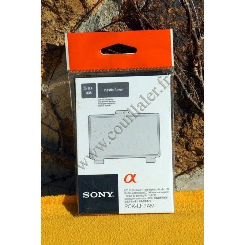 Protection rigide Sony PCK-LH7AM - écran LCD Sony SLT-A35- alpha DSLR - Sony PCK-LH7AM - Accessoires Photo-Vidéo Sony Camésco...