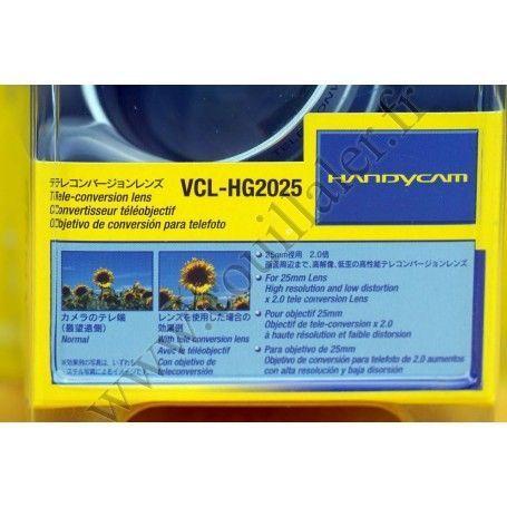 Sony VCL-HG2025
