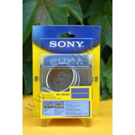 Sony VCL-HG2025 Optique