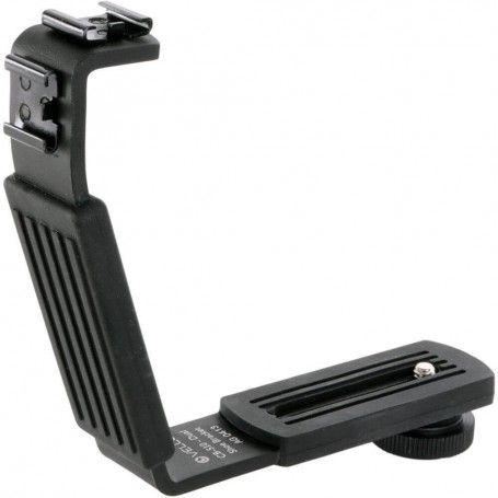 Poignée Support Vello CB-510 - Microphone, Flash, Torche, Kit sans-fil - Photo-Vidéo - Vello CB-510 - Accessoires Photo-Vidéo...