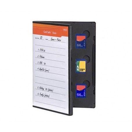 Gepe Card Safe Store SD 3011 - Gepe Card Safe Store SD 3011 - Accessoires Photo-Vidéo Sony Caméscope Appareils-photo