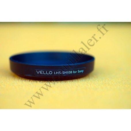 Pare-soleil Vello LHS-SH108 pour les objectifs Sony SAL-1855, SAL-18552 & SAL-1870 - Vello LHS-SH108 - Accessoires Photo-Vidé...