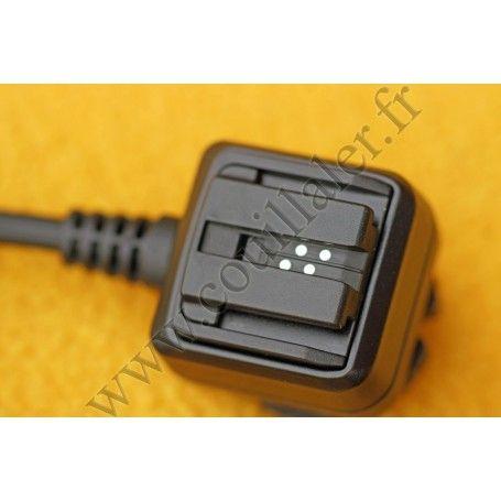 Câble de déport pour flash Vello OCS-S3 - Compatible griffes Sony/Minolta - 1m - Vello OCS-S3 - Accessoires Photo-Vidéo Sony ...