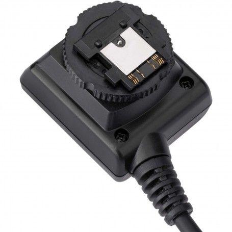 Vello OCS-SMI6 Off-Camera TTL Flash Cord for Sony Cameras with Multi-Interface Shoe (6`) Vello OCS-SMI6 Vello OCS-SMI6 Off-Ca...