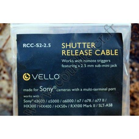 Vello RCC-S2-2.5