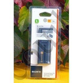 Batterie InfoLithium Série L Sony NP-F970 - Rechargeable - 7,2 V - 47,5Wh - 6600mAh - Sony NP-F970 - Accessoires Photo-Vidéo ...