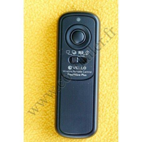 Télécommande Vello RWII-S2 - Déclencheur sans-fil pour Sony Multi-Terminal - Vello RWII-S2 - Accessoires Photo-Vidéo Sony Cam...