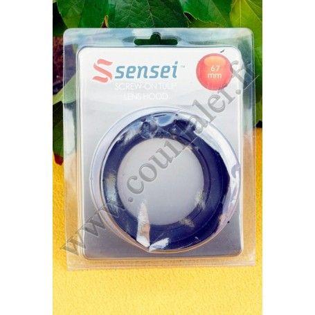 Screw-On Tulip lens Hood Sensei LHSC-67 - Lens 67mm Sensei LHSC-67 Screw-On Tulip lens Hood Sensei LHSC-67 - Lens 67mm - Sens...