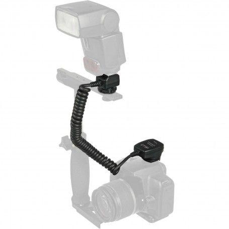 Câble de déport pour flash Vello OCS-SM3 - Compatible Sony Multi-Interface Shoe MIS - 1m - Vello OCS-SM3 - Accessoires Photo-...