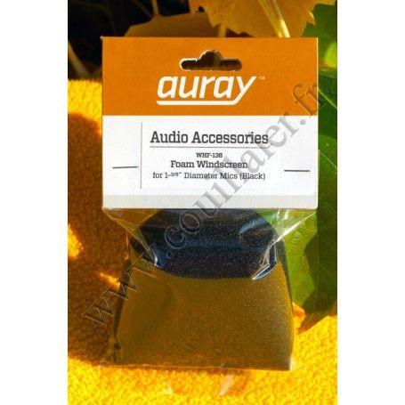 Bonnette Microphone Auray WHF-138 - Sony Sennheiser Shure Audio-Technica ... - Auray WHF-138 - Accessoires Photo-Vidéo Sony C...