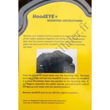 Hoodman HoodEYE HEYES Accessoires