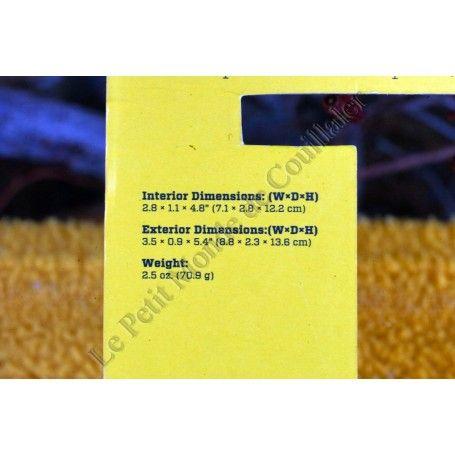 Petite sacoche ceinture Ruggard MCN-MUB pour cartes-mémoire, batterie photo, vidéo - néoprène - Ruggard MCN-MUB - Accessoires...