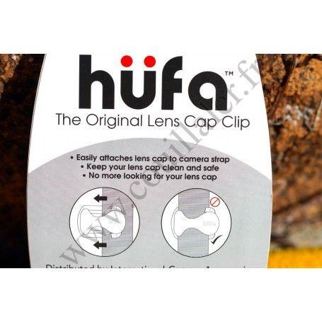 Hüfa Lens Cap Clip - Attache capuchon protège objectif - Hüfa Lens Cap Clip - Accessoires Photo-Vidéo Sony Caméscope Appareil...