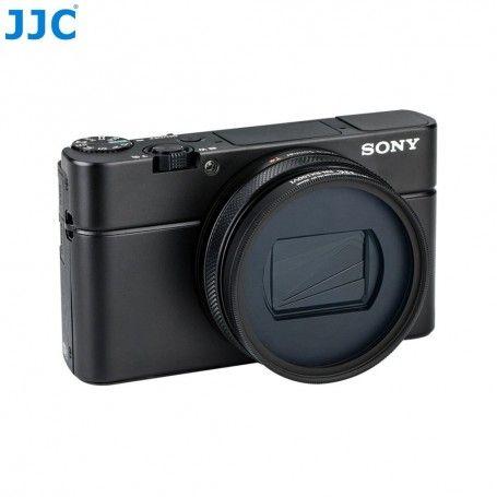 Adaptateur de filtre JJC RN-RX100VI pour Sony DSC-RX100M6 et DSC-RX100M7 - 52mm - Avec capuchon d'objectif - JJC RN-RX100VI -...