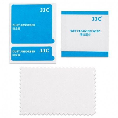 Film de protection JJC LCP-3N - écran LCD Sony NEX et Alpha A6600 A6400 A6300 A6100 A6000 A5000 - ILCE-6600 ILCE-6400 ILCE-63...