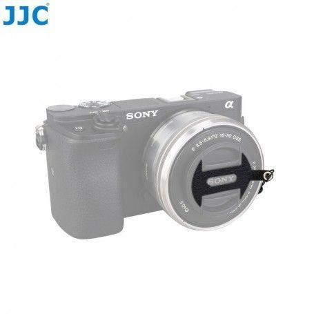 Attache cuir JJC CS-S55 pour Sony ALC-F55S - Cache avant objectif photo 55mm - JJC CS-S55 - Accessoires Photo-Vidéo Sony Camé...