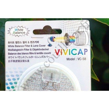 Kaiser Vivicap VC-58 6607 - Kaiser Vivicap VC-58 6607 - Accessoires Photo-Vidéo Sony Caméscope Appareils-photo