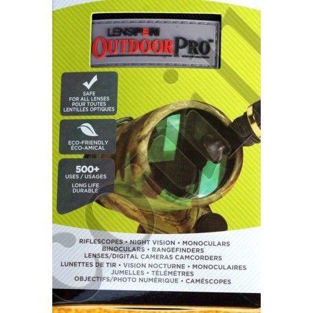Kit de nettoyage Lenspen NODPK-1 - Lunette de Tir, Jumelles, Vision Nocturne, Jumelles, Objectif, caméscope Kits de Nettoyage