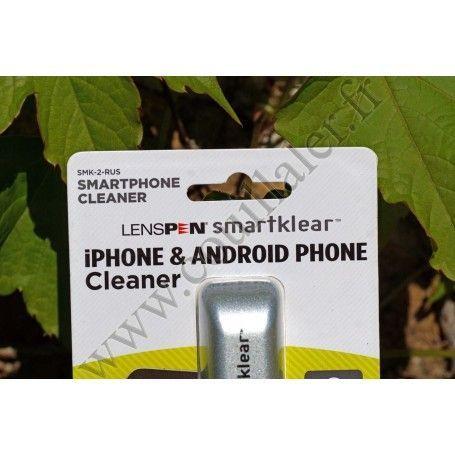 Stylo de nettoyage Lenspen SMK-2-RUS - iPhone, smartphone Android, tablette graphique LCD Kits de Nettoyage