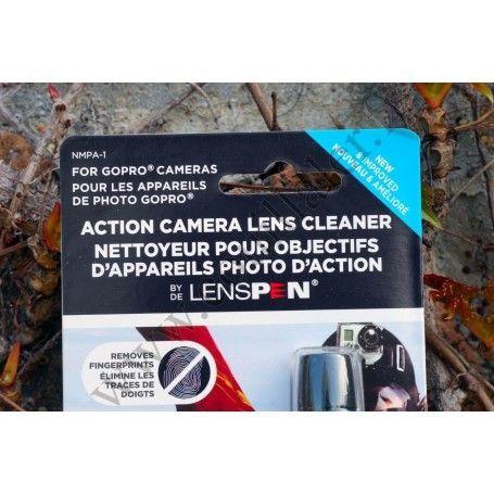 Stylo de nettoyage Lenspen NMPA-1 - Objectif GoPro - Camera Action Kits de Nettoyage