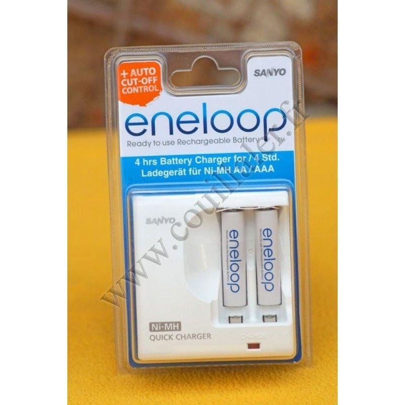 Eneloop MDR02-E-2-4UTGA Énergie