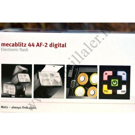 Metz 44 AF-2 - Metz 44 AF-2 - Accessoires Photo-Vidéo Sony Caméscope Appareils-photo