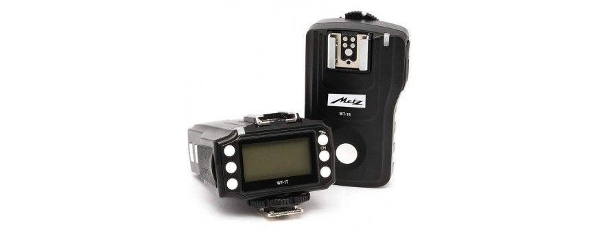 Kits sans-fils, télécommandes, émetteurs, récepteurs - flashs Sony - Photo - couillaler.fr