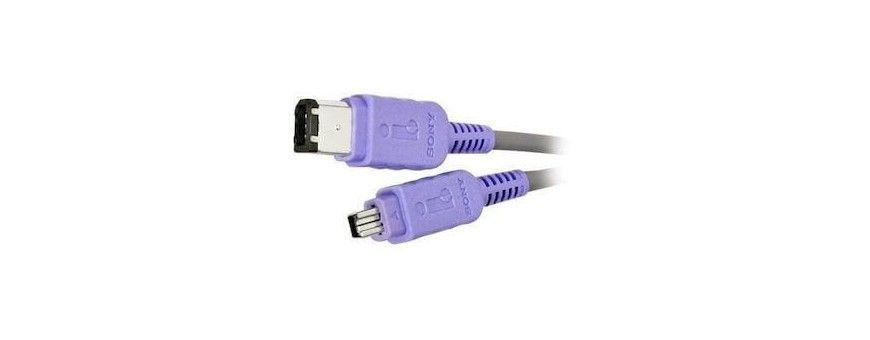 Câbles FireWire pour Handycam, Cyber-shot, DSLR Alpha - Photo - Vidéo - Audio - Sony, Røde - couillaler.fr