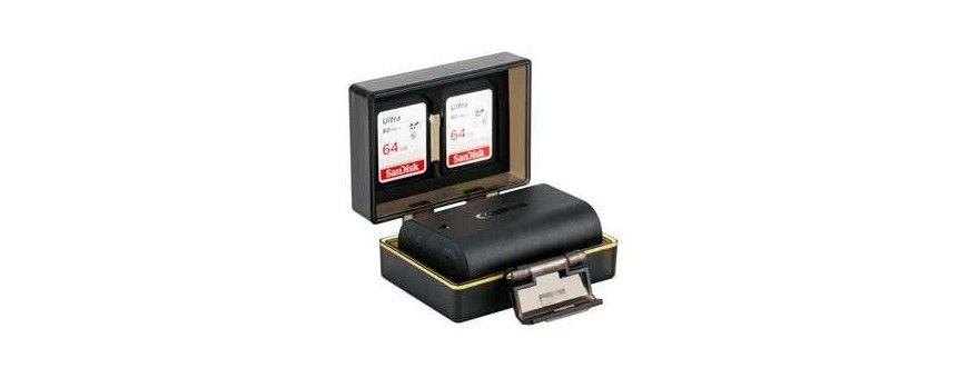 Boîte de rangement pour batteries - Photo Video - couillaler.fr