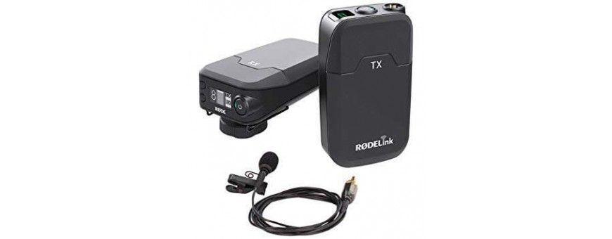 Microphones sans-fil Sony, Røde - Photo-Vidéo - couillaler.fr